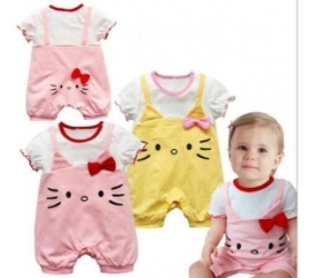 Romper Ribbon 3D Cutties Hellokitty – RD04