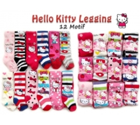 Legging Hello Kitty (usia 1-4 tahun) – LG04