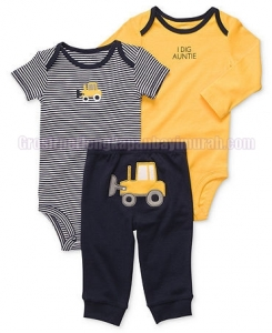 Jumper 3in1 Dig Auntie, size-NB,3,6m