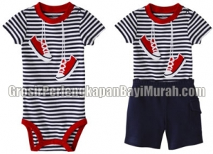 Jumper red shoes size NB-3-6-12m
